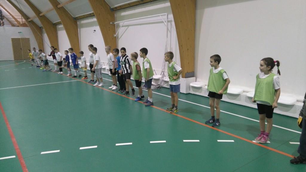 Škola fubala u Jarku